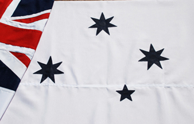 Royal Australian Navy Ensign -RAN Colours